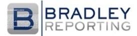 Bradley reporting logo